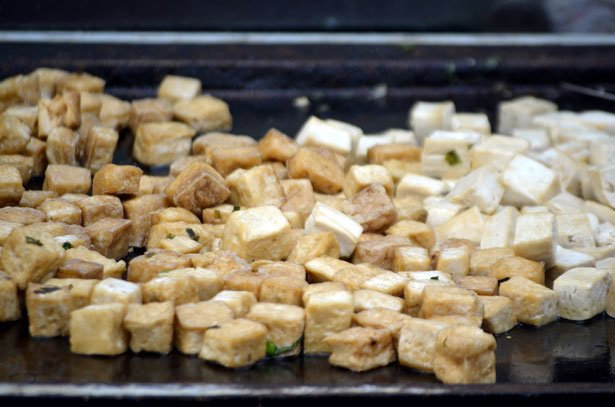 Fried Tofu by Peter Griffin