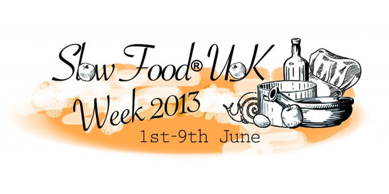 slow food uk 2013