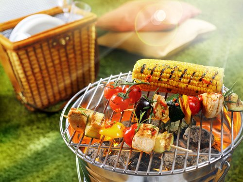 10 Recipes To Throw The Perfect Vegetarian Barbecue Https Theflexitarian Co Uk