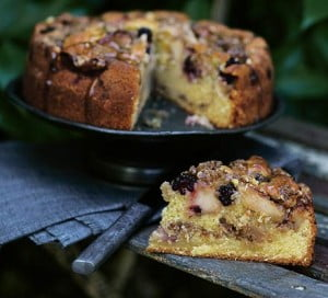 Easy Apple Cake Recipe With Fresh Apples Uk