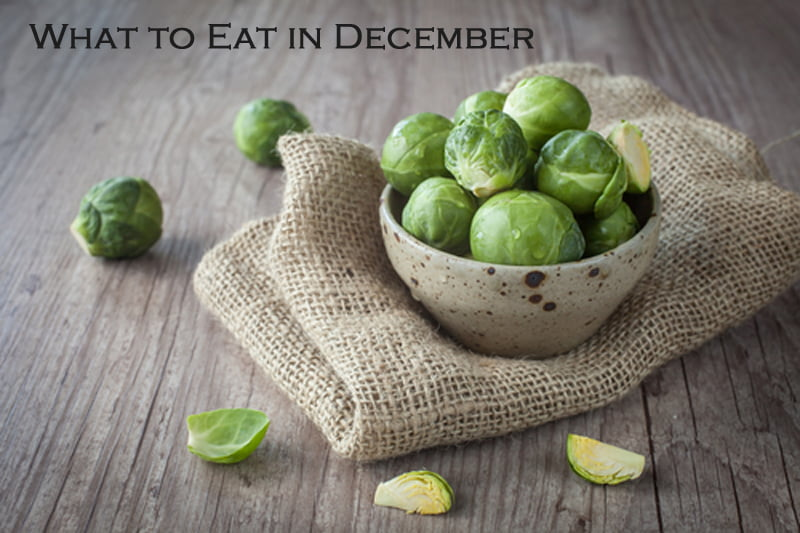 seasonal food december