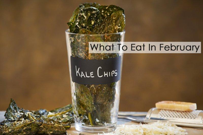 Seasonal Food - What To Eat In February