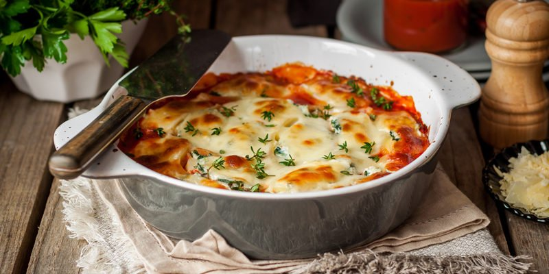 10 Best Vegetarian Lasagna