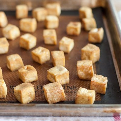 How to Make Baked Tofu by The Kitchn