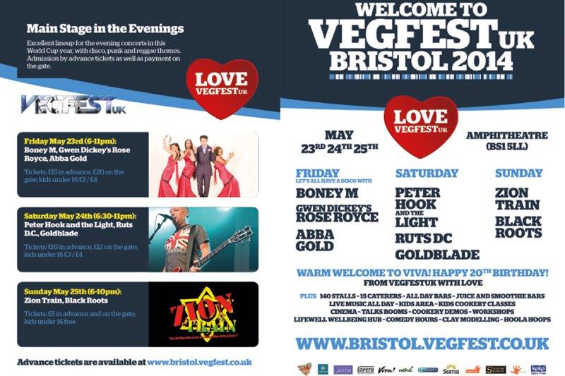 VegFest Bristol Competition