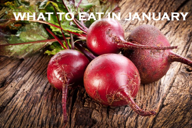 what to eat january