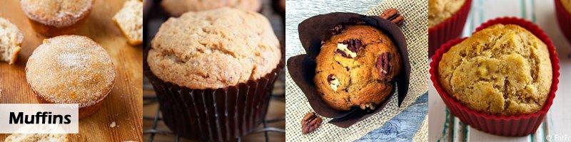 Banana Muffins Vegan Recipes