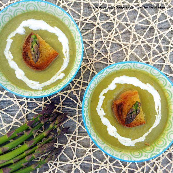 ... asparagus soup recipe from fatfree vegan kitchen simple asparagus ramp