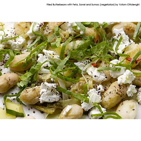 Ottolenghi's Fried Beans With Sorrel, Feta & Sumac Recipes ...