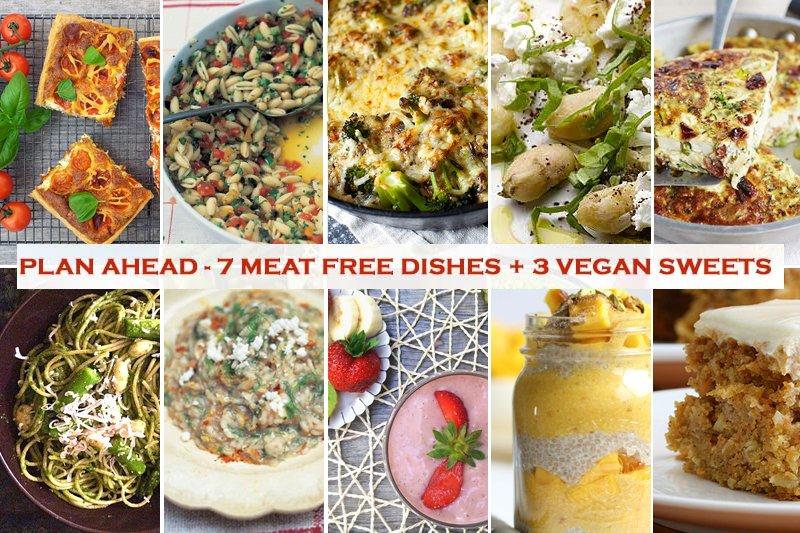 Plan Ahead Your Meat Free Week – Mango Lassi Breakfast Parfait ...