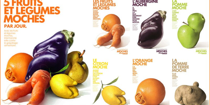 inglorious fruits and vegetables