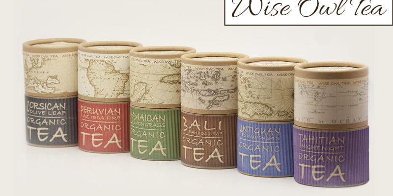Wise Owl Tea