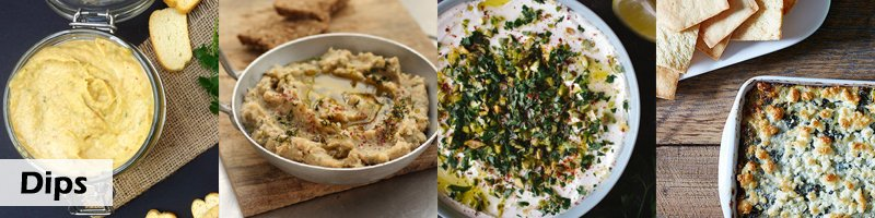 65 Recipes Barbecue Dips