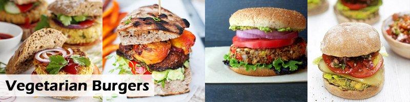 65 Recipes Barbecue Vegetarian Burgers