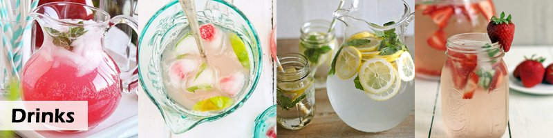 65 Recipes Barbecue drinks