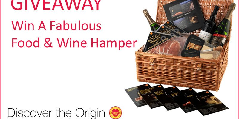 Giveaway - Win A Hamper from Discover The Origin