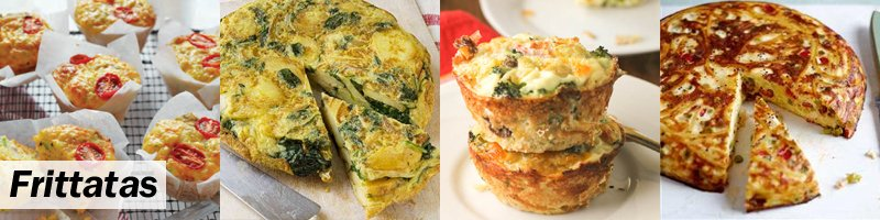 45 Meat-Free Kids' Lunch Box - Frittatas