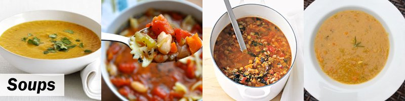 45 Meat-Free Kids' Lunch Box - Soups