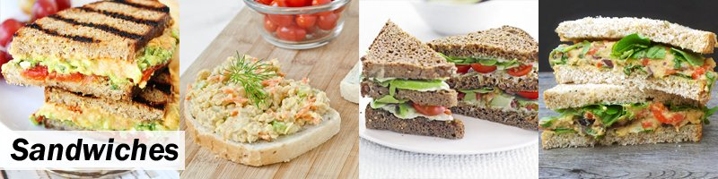 7 Easy Ways To Add Protein To Your Breakfast - Sandwich