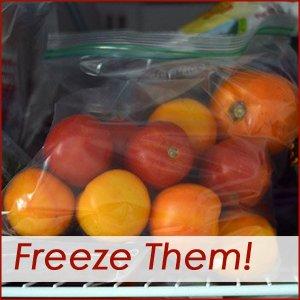 freeze them
