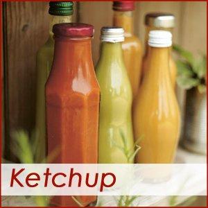 Grown-Up Ketchup Recipe — Dishmaps