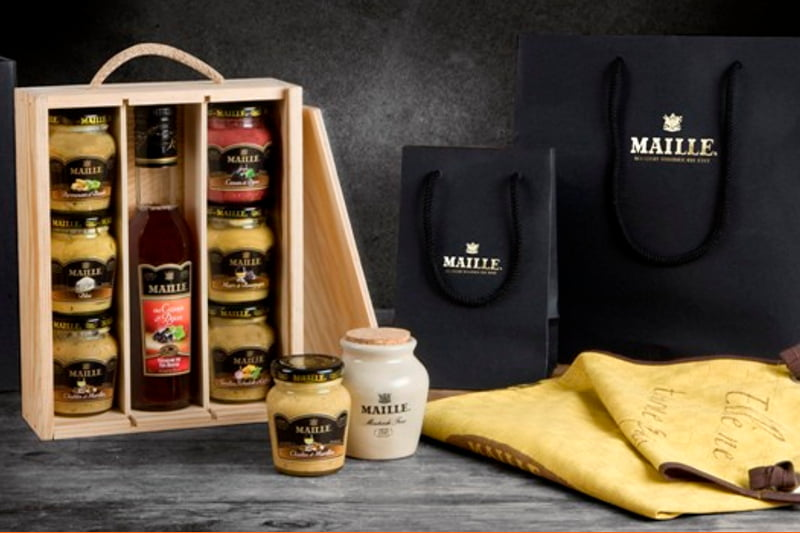 Maille - Tantalise Your Tastebuds with Healthy Eating