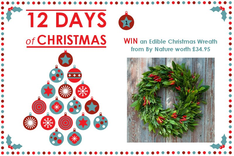 12 days of christmas competition by nature - How Many Days Of Christmas