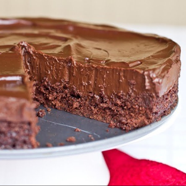 Chilled Double Chocolate Torte: The No-Bake Version [vegan] by Oh She ...