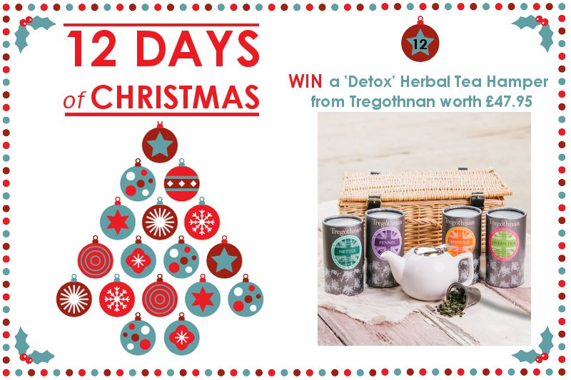 12 DAYS OF CHRISTMAS COMPETITION - Tregothnan2