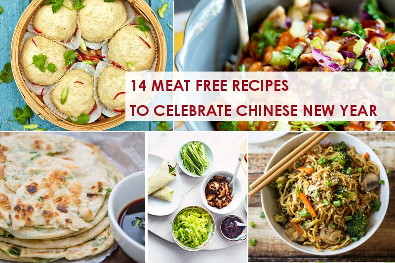 14 meat free recipes to celebrate chinese new year