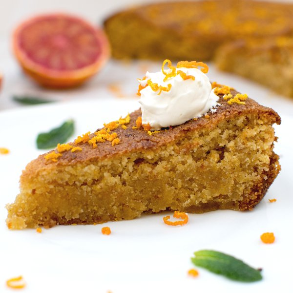 Bbc Good Food Orange Polenta Cake