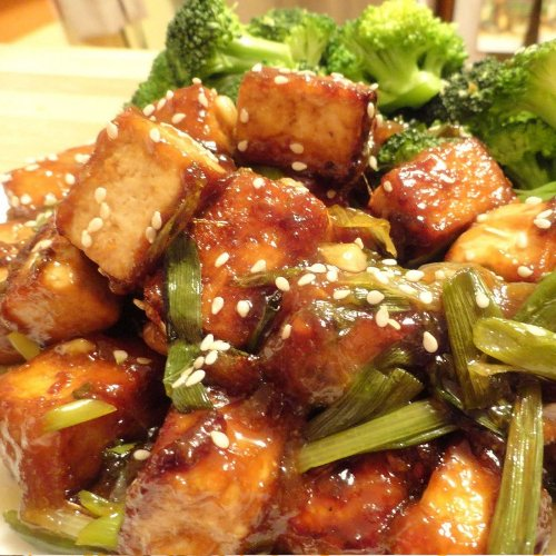 Vegan General Tso Tofu by One Green Planet