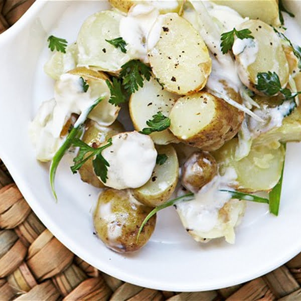 The Best Potato Salad Recipe [flexitarian] by Diana Henry