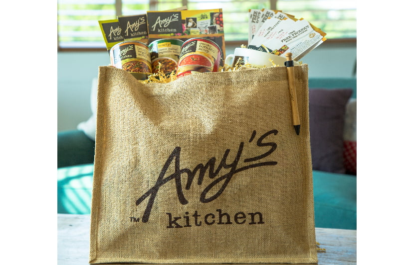 Amys Kitchen Prize