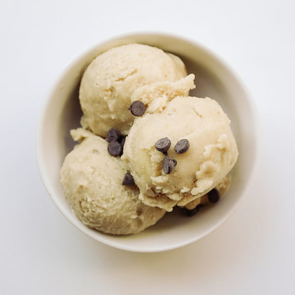 Vegan Banana Coconut Ice Cream Recipe — Dishmaps