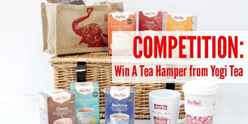 Competition - WIN A Tea Hamper from Yogi Tea