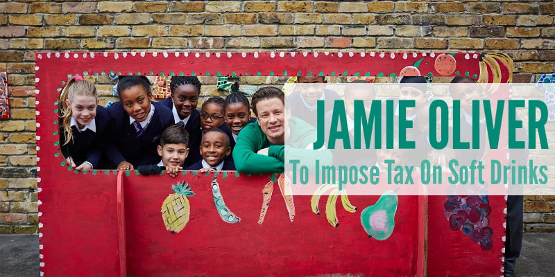 Jamie Oliver Tax On Soft Drinks