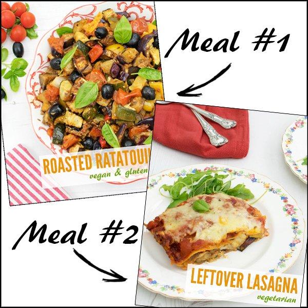 Ratatouille Leftover Recipe