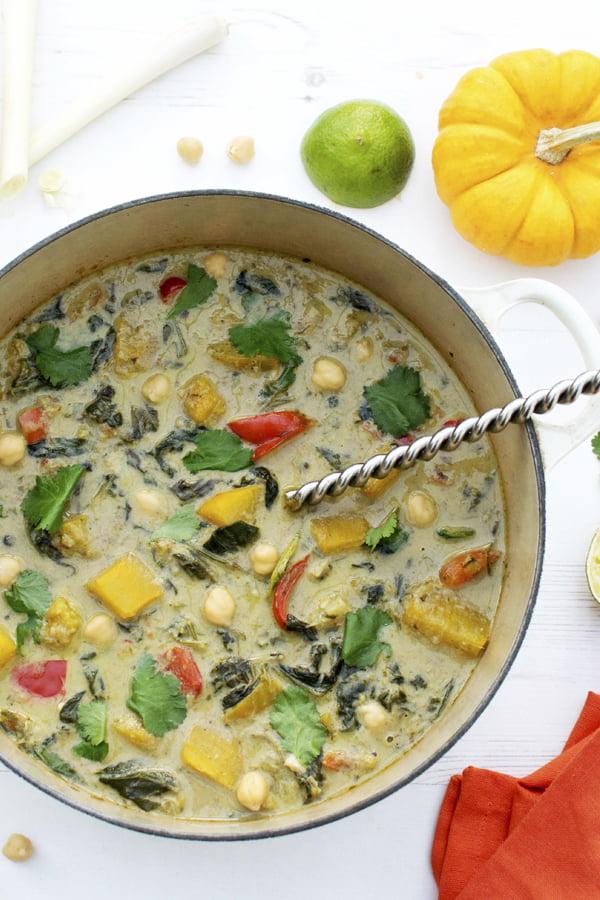 Hasil gambar untuk recipe pumpkin curry