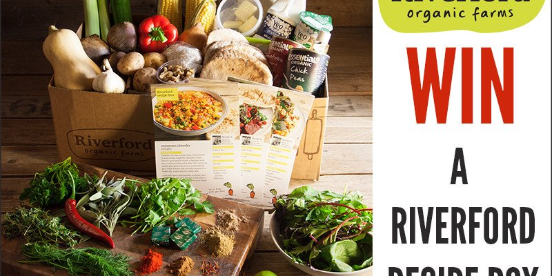 WIN - An Organic Recipe Box from Riverford
