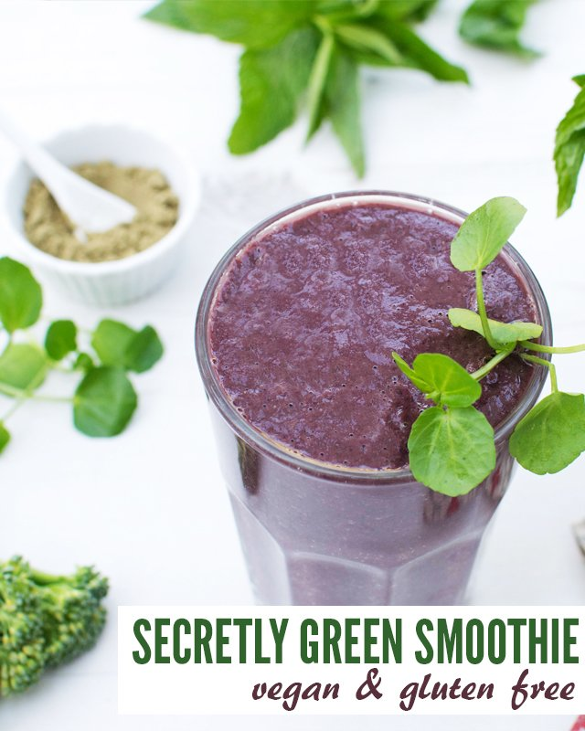 Secretly Green Smoothie v900