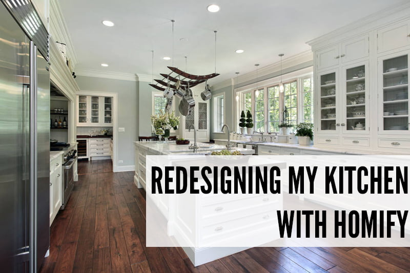 Redesigning My Kitchen With Homify