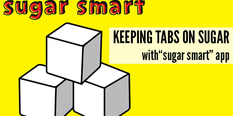 Keeping Tabs On Sugar With 'Sugar Smart' App