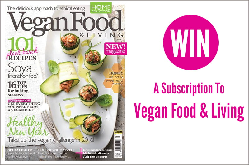 Vegan Food & Living v8002