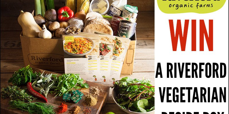 WIN – An Organic Vegetarian Recipe Box from Riverford