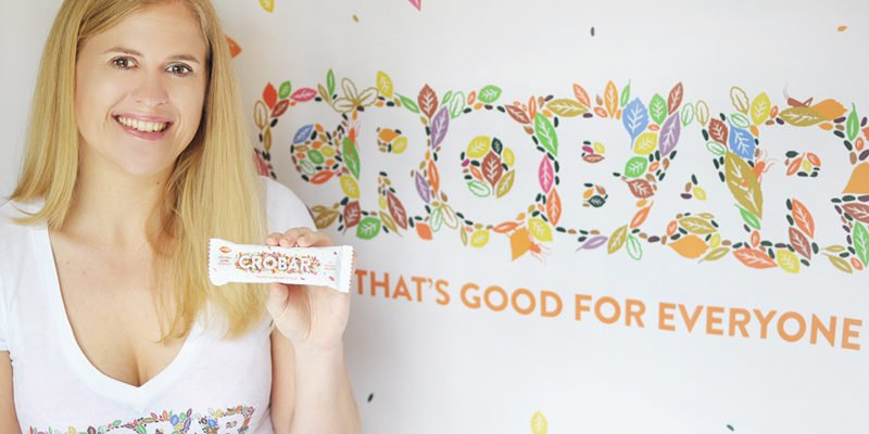 Crobar - The Cricket Flour Protein Bar