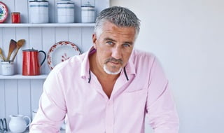 Paul Hollywood Mobile Responsive Bio