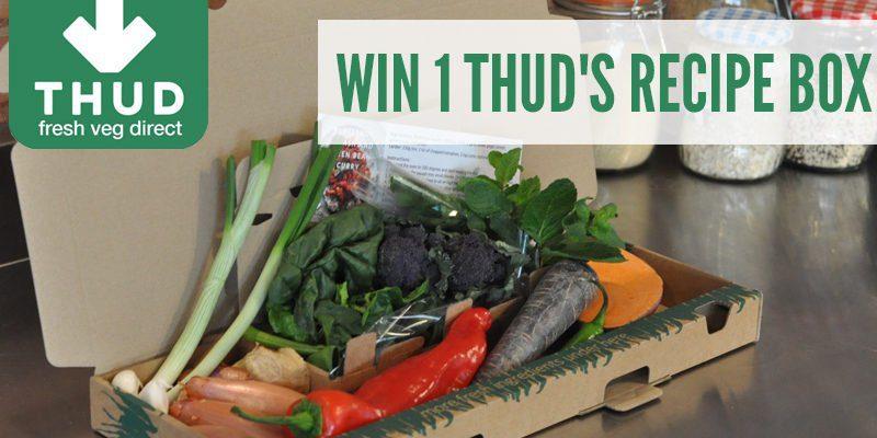 Win 1 THUD's Recipe Box