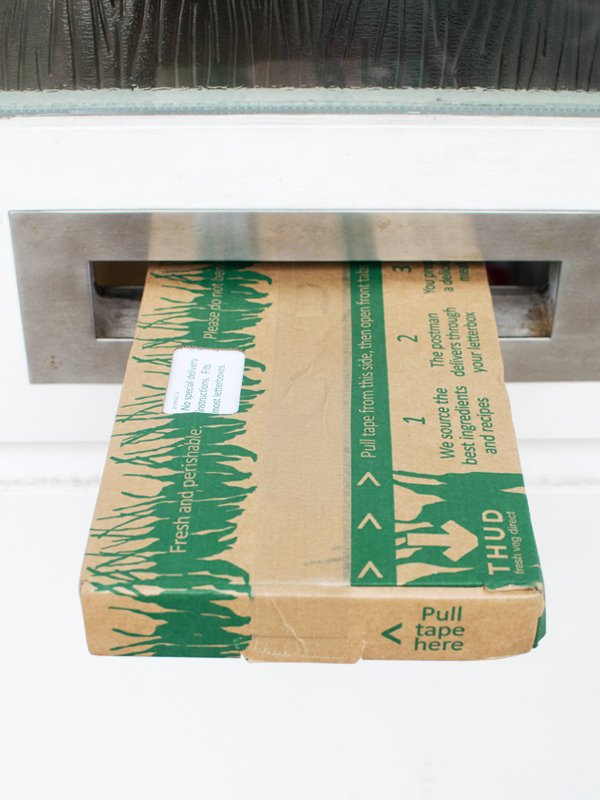 Thud Letterbox