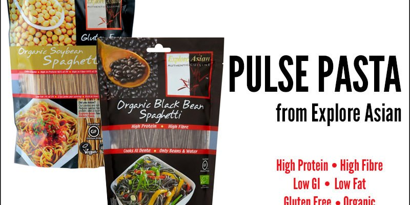 Pulse Pasta from Explore Asian